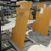 H/S bord, højrevendt, 180x110cm