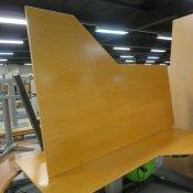 Hæve-/sænkebord - Højrevendt - 180x120