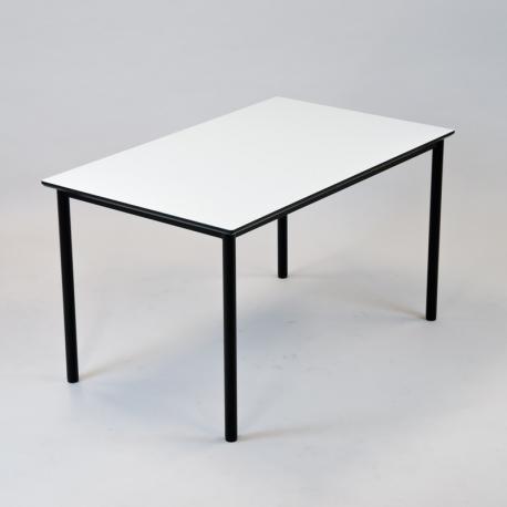 JK Kantinebord med fuldsvejset stel