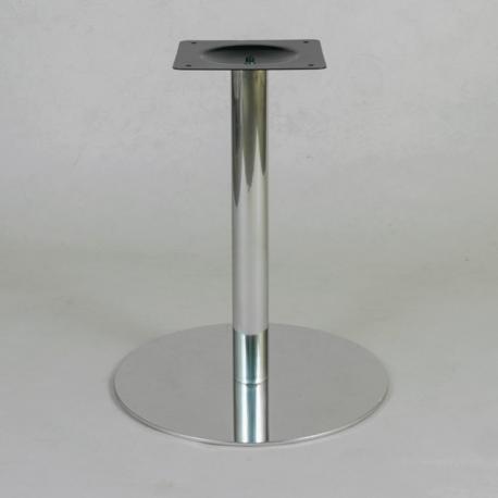 Søjleben, krom, 71,4 cm