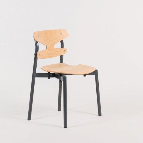 Randers+Radius skolestol H:37 cm