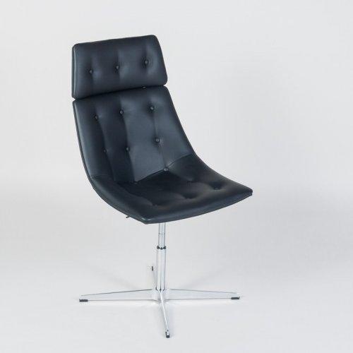 Hugo loungestol med nakkestøtte