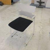 Materia stol - Hvid