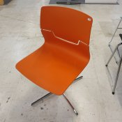 Gaber Slot stol- Orange