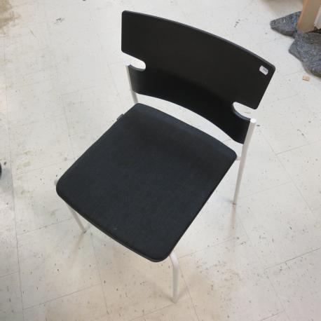 Materia stol - Sort