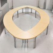 Magnus Olesen konferencebord - Oval