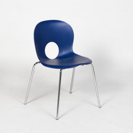 Raul Barbieri stol - Blå