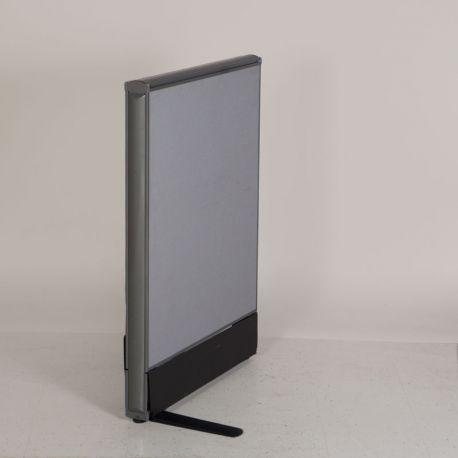Kinnarps skillevæg - Grå - 80x110
