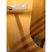 Bondo hæve-/sænkebord - 195x125 cm.