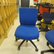 EFG kontorstol med særligt ryglæn