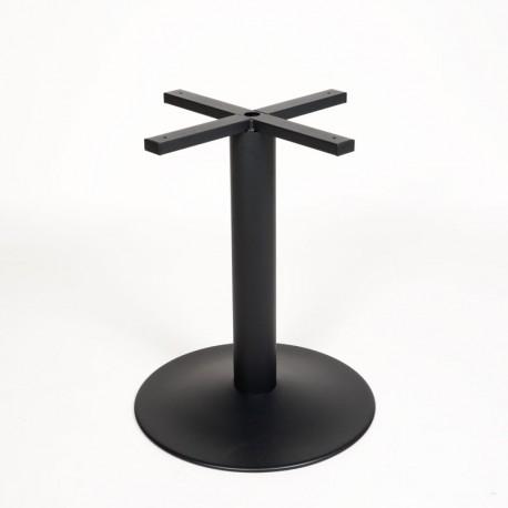 jk søjleben - Sort  - H: 42 cm - Krydstop