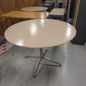 Paustian Spinal cafébord - Birk - Ø: