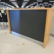 Receptionsskranke - Bøg/ grå