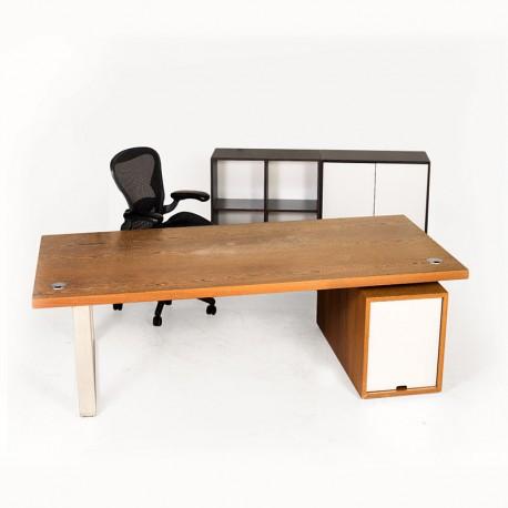 Upcyclet arbejdsstation - Herman Miller + Gubi