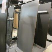Hæve-/sænkebord - Rektangulær - 180x90