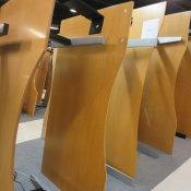 Hæve-/sænkebord - Centerbue - 180x100/90