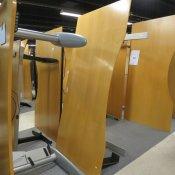 Hæve-/sænkebord - Centerbue - 200x100/90
