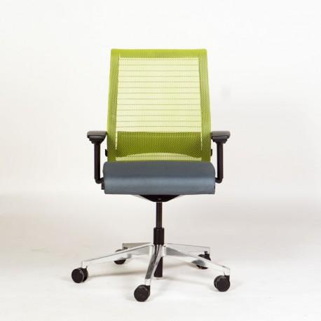 Steelcase kontorstol - Grøn