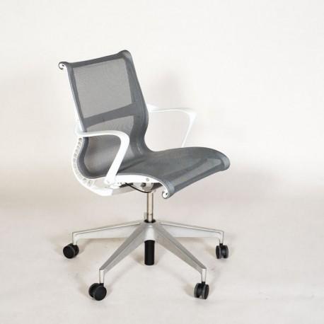 Konferencestol - Herman Miller - Med hjul