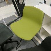 Hay stol - Grøn