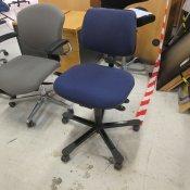 Håg kontorstol - Blå/lilla
