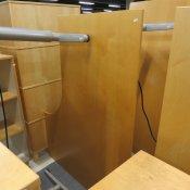 Højrevendt hæve-/sænkebord 160x120