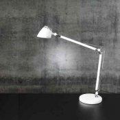 Valencia lampe - Hvid