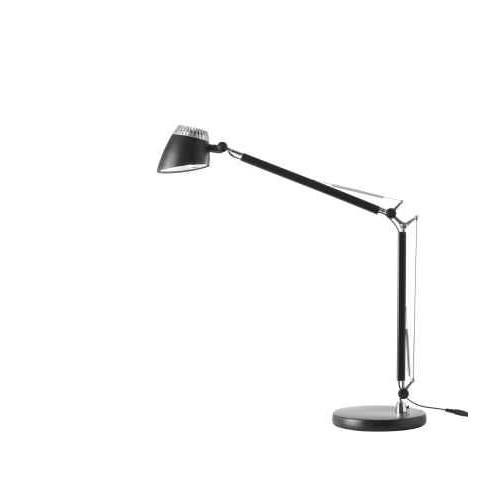 Valencia lampe - Sort