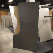 Cube design hævesænkebord