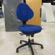 Kontorstol - Blå