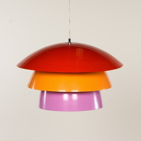 Sydney loftslampe - 3 farvet