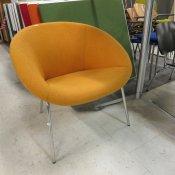Lounge stol Orange