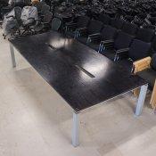 Thonet konferencebord - 320x150 cm