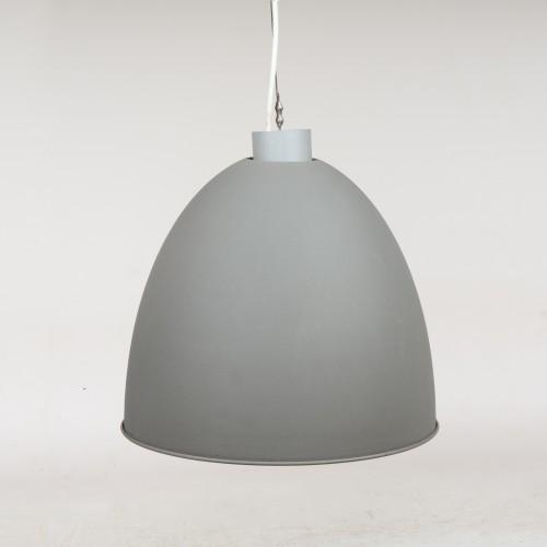 Lampe - Grå