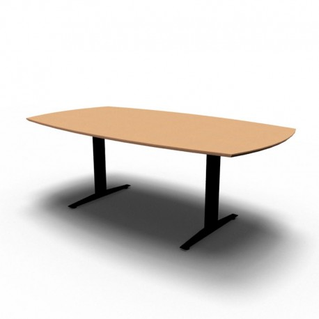 Jive bådformet konferencebord