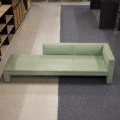 Matteo Grassi sofa - Mint - Ryglæn - 240x86x35 cm.