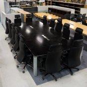 Thonet konferencebord 400 cm