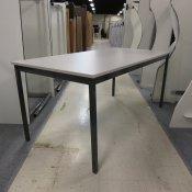 Kantinebord - Lys grå - 160x80