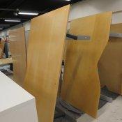 Hæve-/sænkebord - 180x100