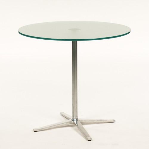 Cafébord - Glas - Ø: 70