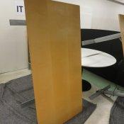 Hæve-/ sænkebord - ahorn - 160x80