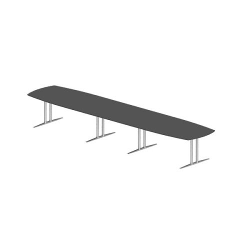 Switch Executive 4-delt konferencebord