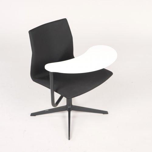 Four Design - FourCast 2 loungestol - sort