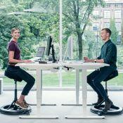 Back App kontorstol - balancestol