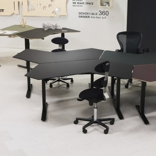 Design arbejdsstation 2: AiR & Spinella