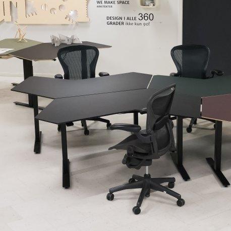 Design arbejdsstation 1 -  AiR & Aeron