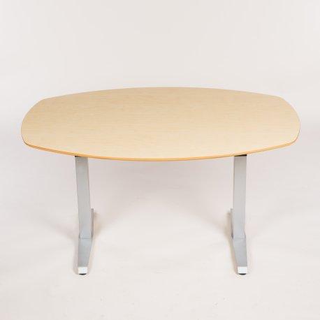 Konferencebord - ahornlaminat - 110x160 cm.
