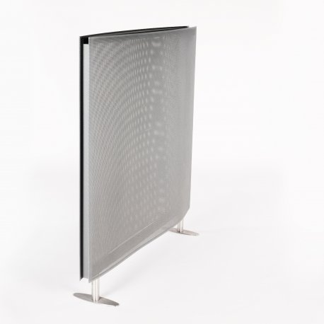 Rumdeler - metal - 140x140 cm.