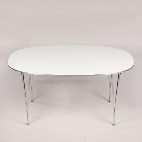 Piet Hein - Superellipse bord - 150x100 cm.