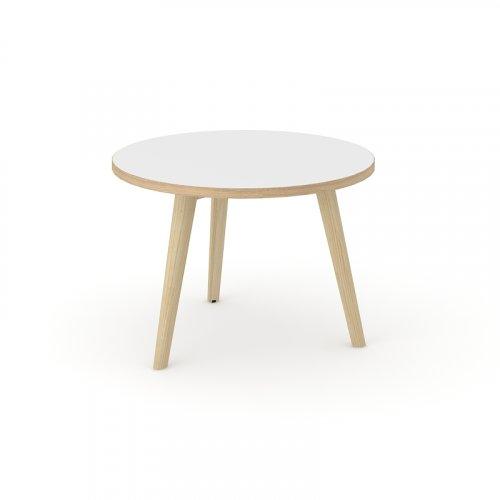 Una wood loungebord
